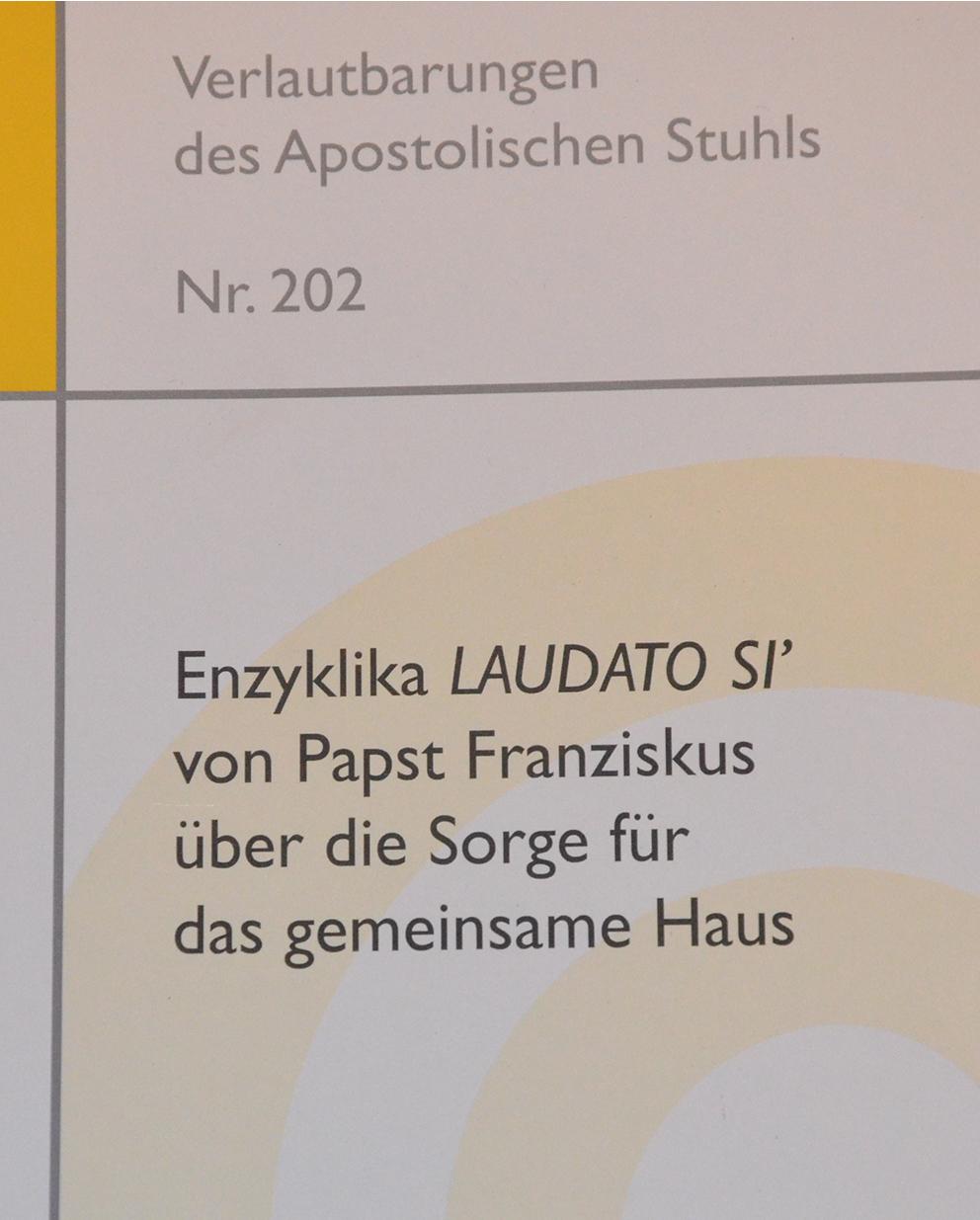 Enzyklika Laudato Si'