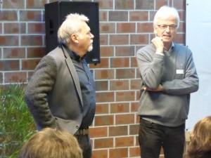 Welche Werte verbinden uns - Jürgen Hack, Sodasan (li.) und Volker Krause, Bohlsener Mühle (re.), haben seit mehr als 30 Jahren feste Werte, für die ihre Produkte stehen: Ehrlichkeit, Glaubwürdigkeit und eine hohe Bioqualität, die ihresgleichen sucht.