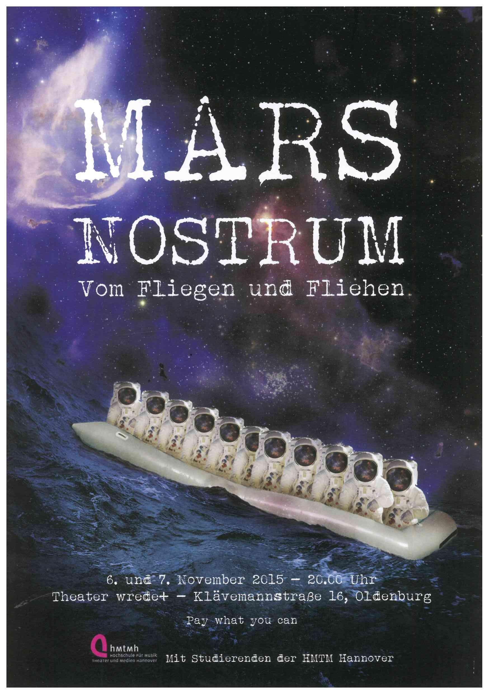 Flyer: Mars Nostrum