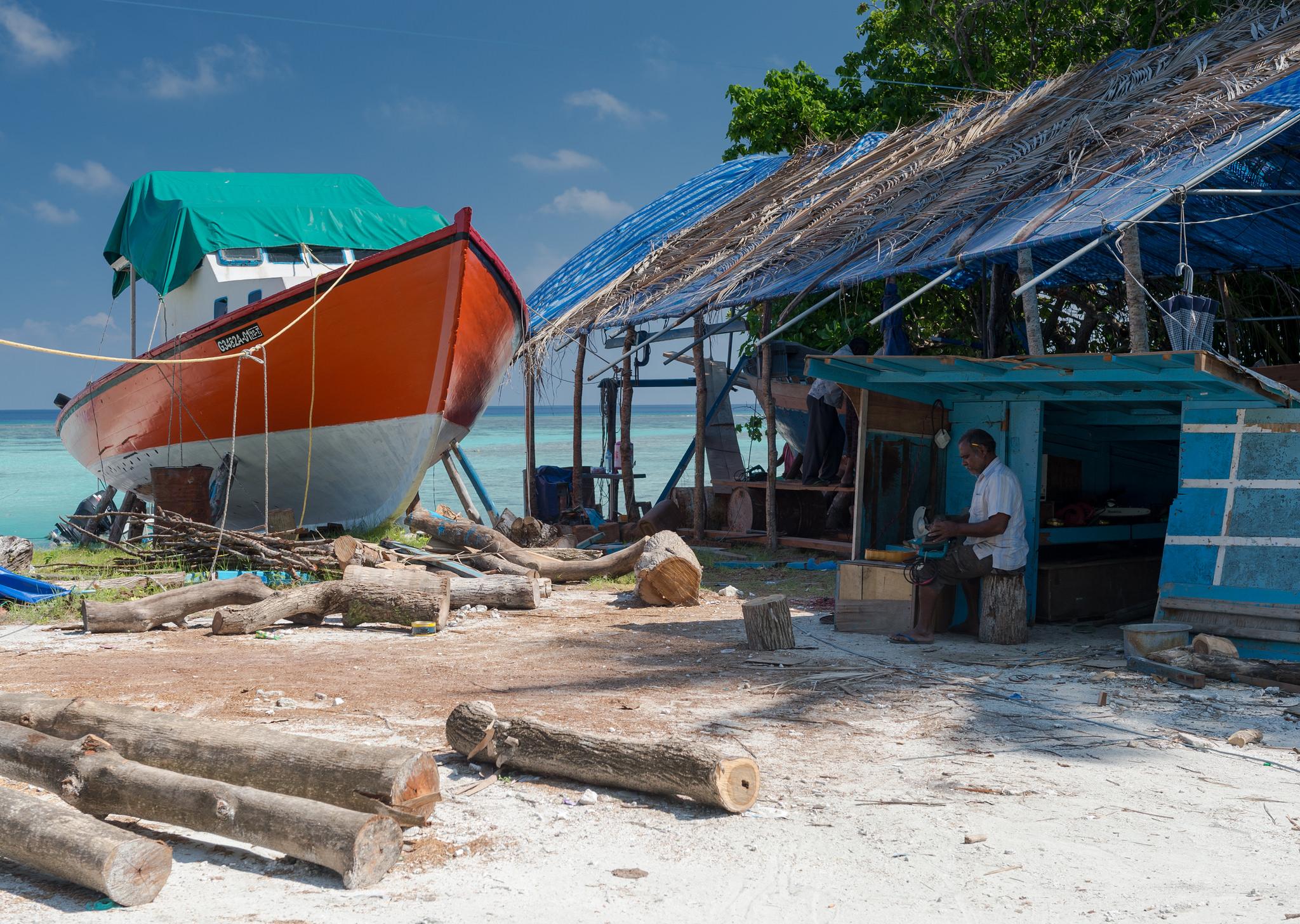 Die Malediven