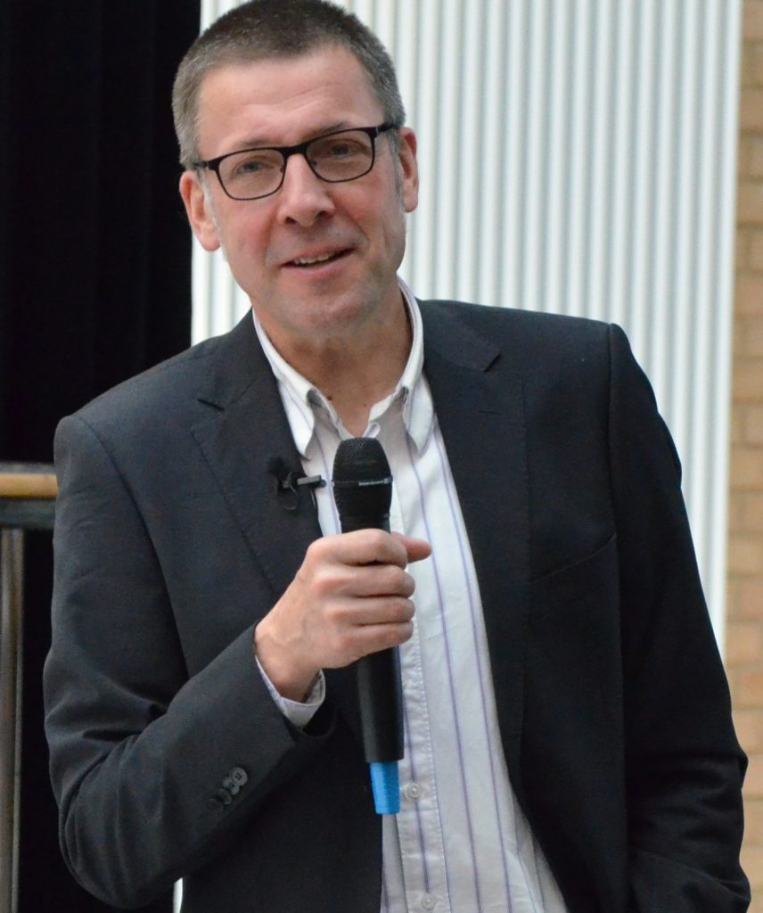 Prof. Dr. Niko Paech. Foto: Barthel Pester