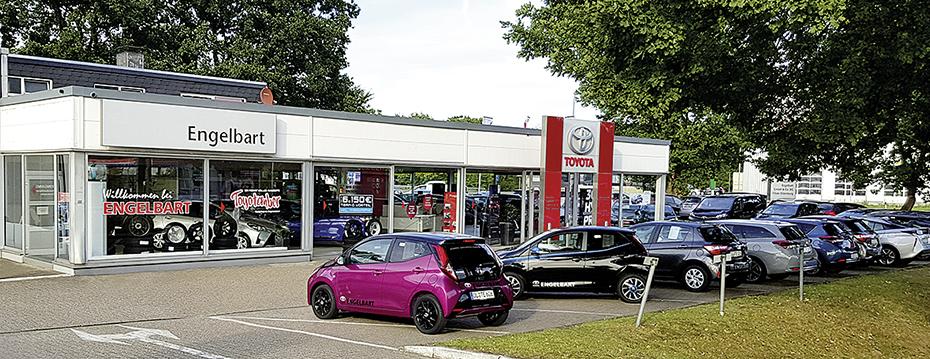 Autohaus Engelbart Front
