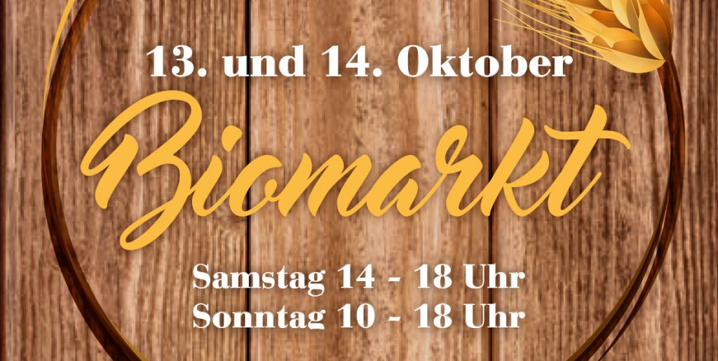 Biomarkt in Hude.