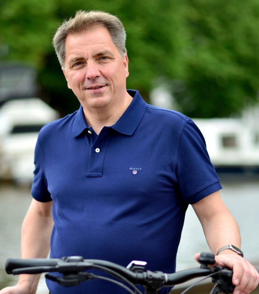 Oberbürgermeister Jürgen Krogmann.