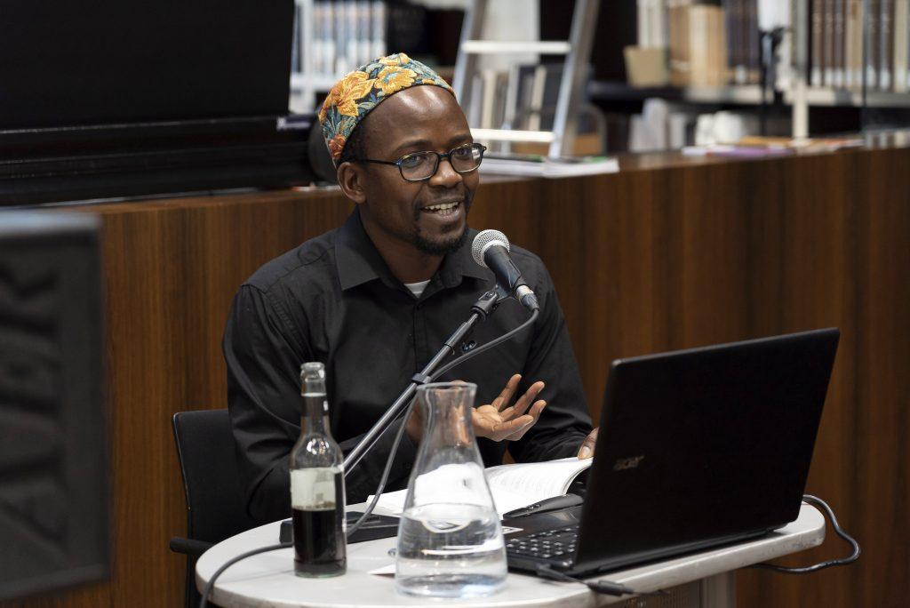 Dr. Keith Hamaimbo.