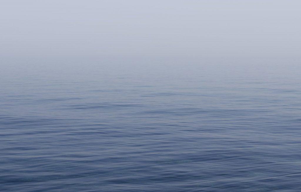 Meerwasser.